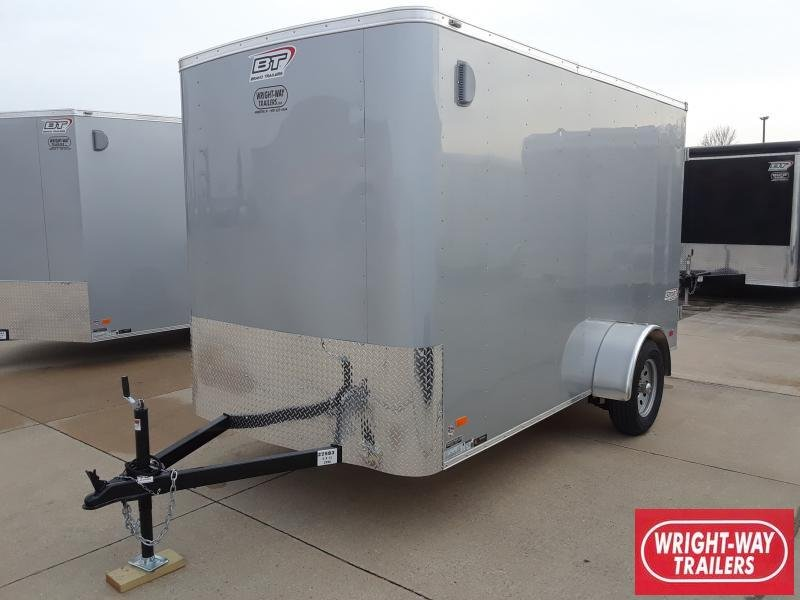 2019 Bravo Trailers 6X12 CARGO Enclosed Cargo Trailer