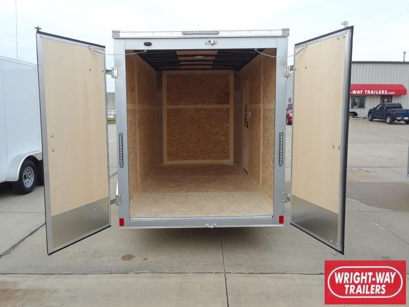 2019 Bravo Trailers 6X12 CARGO Enclosed Cargo Trailer