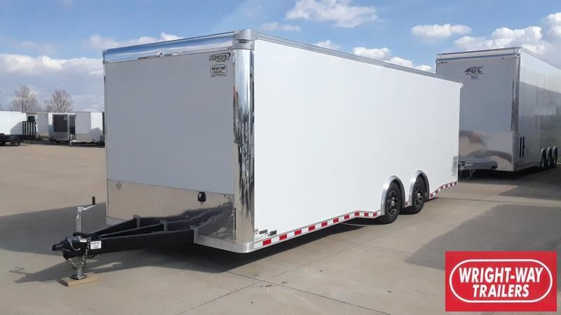 2020 Bravo Trailers 8.5x24 STAR PERFORMANCE Car / Racing Trailer