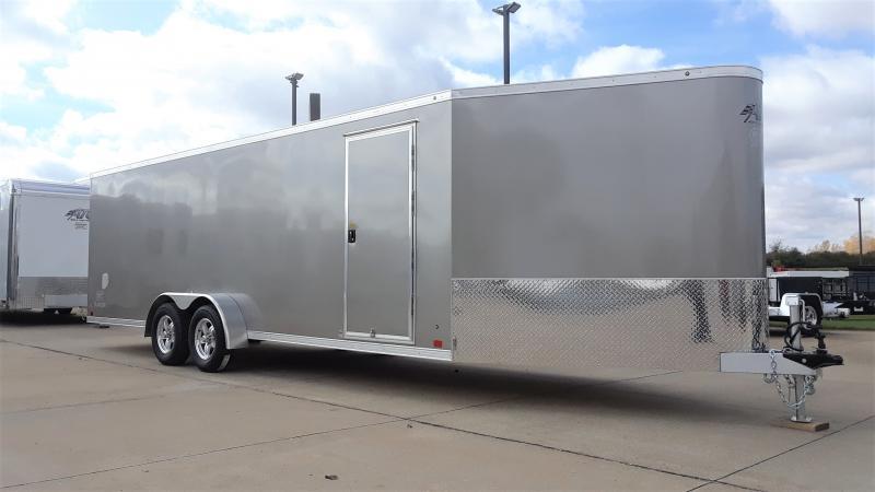 2020 ATC 7 X 22+6' V Snowmobile Torsion Snowmobile