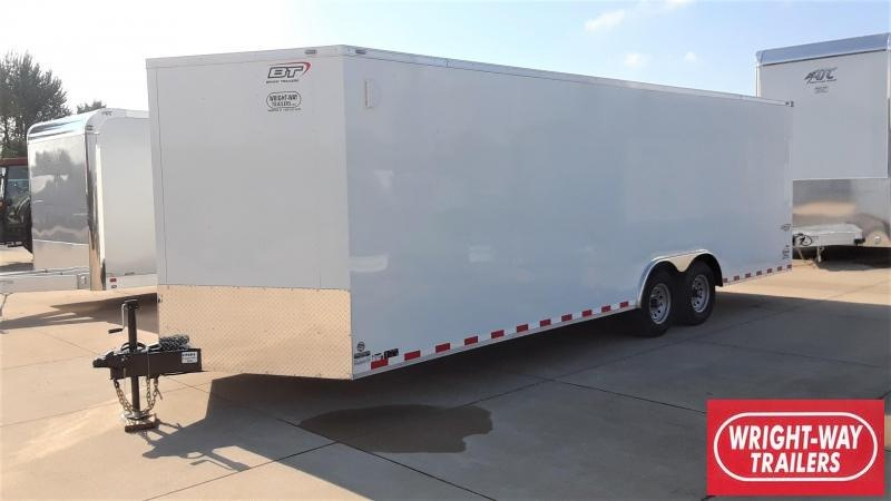 2020 Bravo 8.5 X 24 Car / Racing Trailer