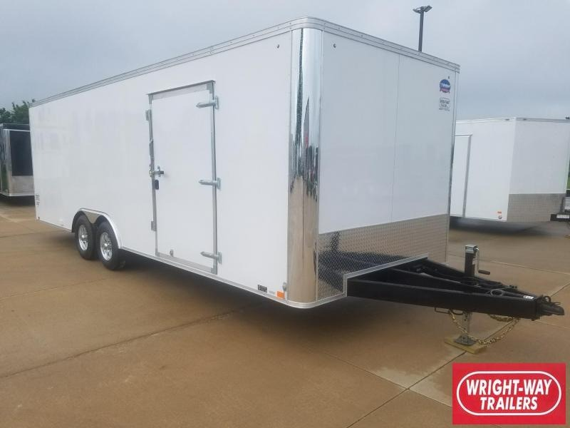 2019 United Trailers FLAT TOP CAR TRAILER Car / Racing Trailer