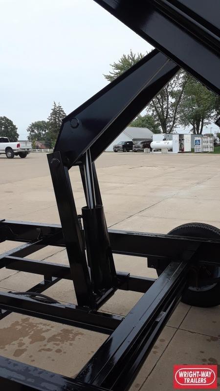 PJ TRAILERS 14' Dump Trailer Low Profile
