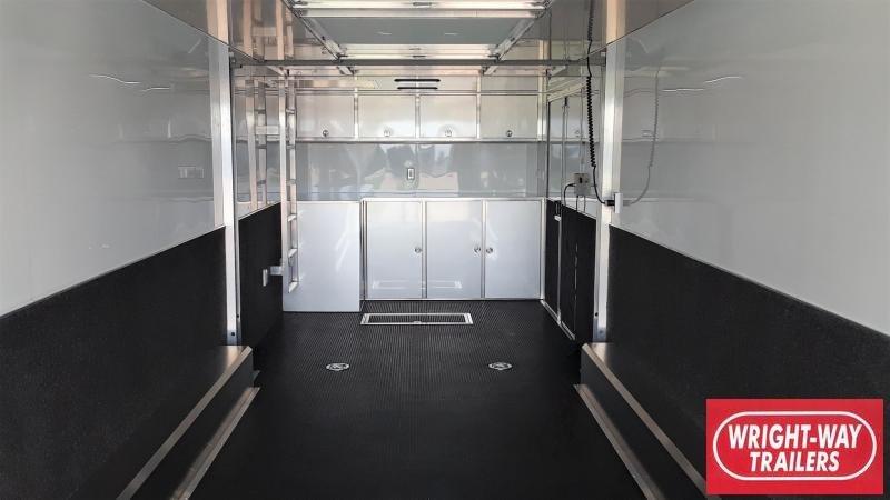 2020 ATC 30' Stacker Aluminum Car / Racing Trailer