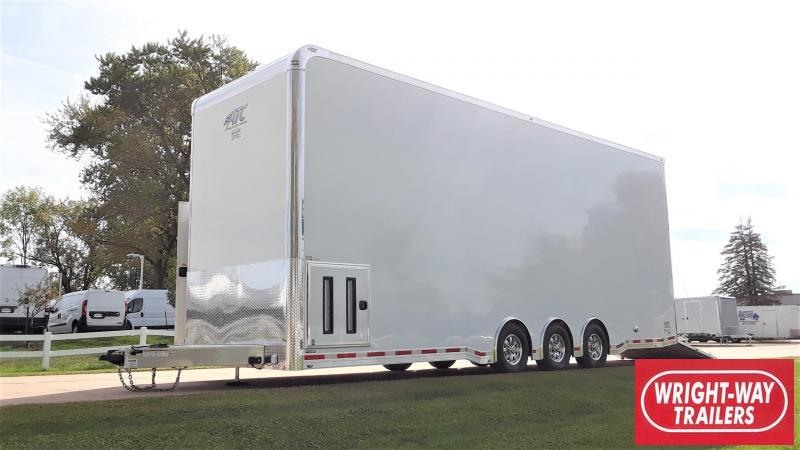 2020 ATC 30' Stacker Aluminum Car / Racing Trailer