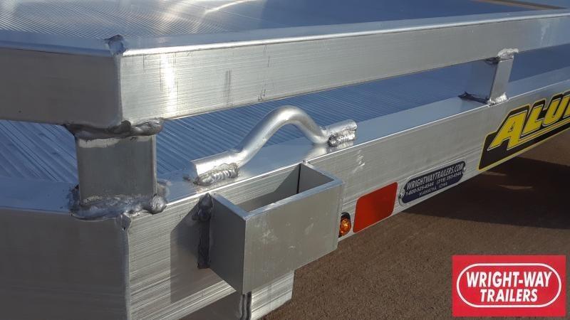 2021 Aluma 7710 Utility Trailer