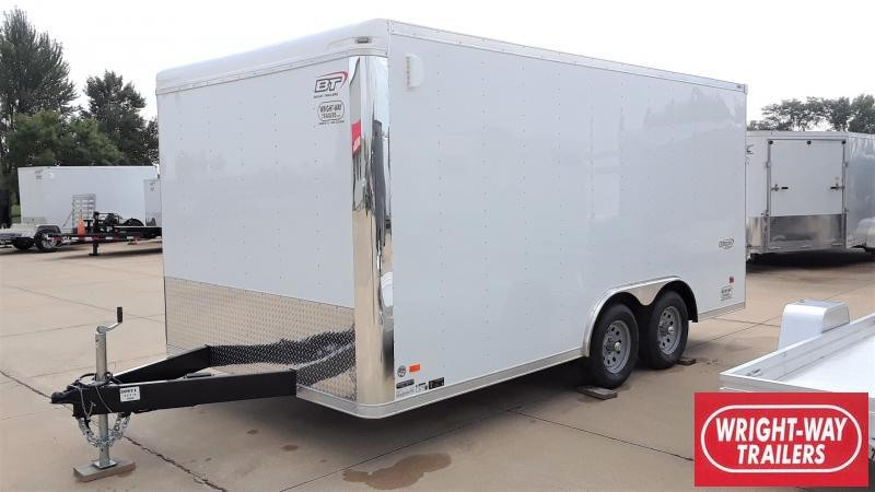 Bravo 8.5X16 Enclosed Cargo Trailer