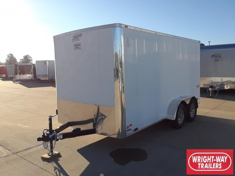 2019 Bravo Trailers 7X14 Enclosed Cargo Trailer