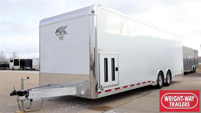 ATC QUEST 8.5X28 Car / Racing Trailer Aluminum