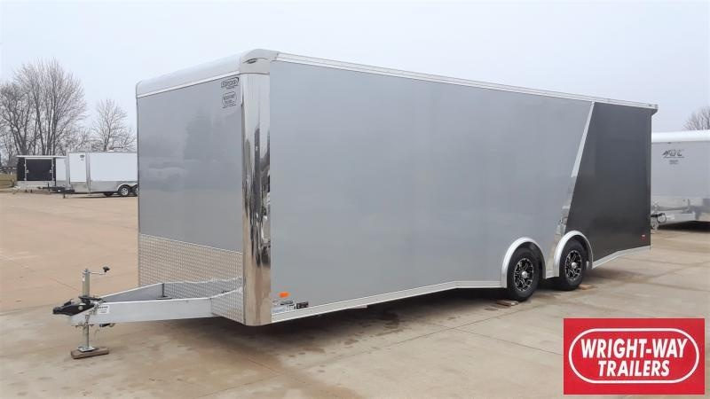 2020 Bravo Trailers SILVER STAR ALUMINUM AUTO TRAILER Car / Racing Trailer