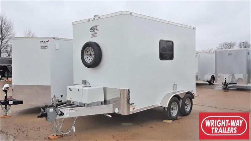 ATC Fiber Optic Splicing Trailer