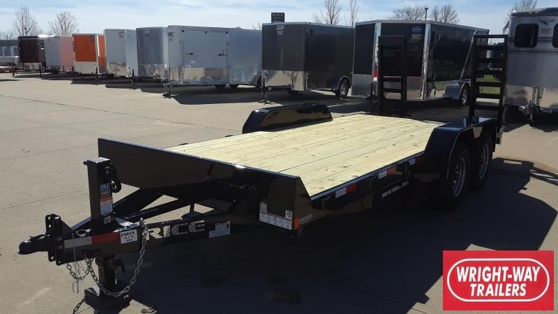 2020 Rice 82 X 18 MAGNUM EQUIPMENT Equipment Trailer