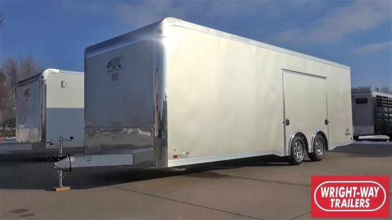 ATC RAVEN 24' Aluminum Car / Racing Trailer