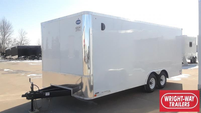 2020 United Trailers 8.5 x 20  HEAVY AXLES Car / Racing Trailer