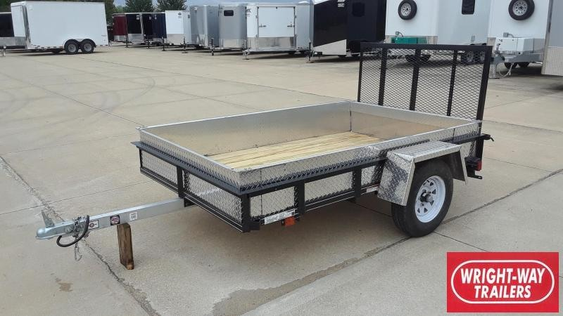 2019 Carry-On 5x8 Utility Trailer
