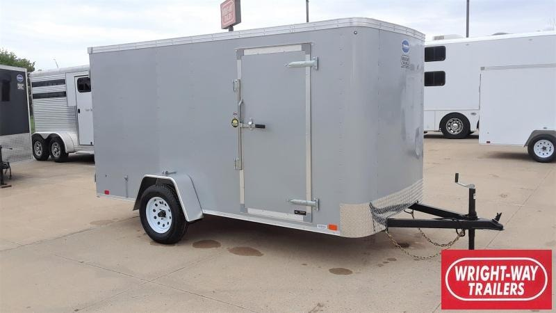 2020 United 6X12 Enclosed Cargo Trailer