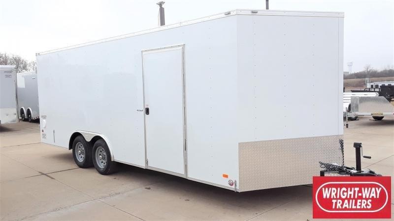 Bravo 85X20 Enclosed Cargo Trailer