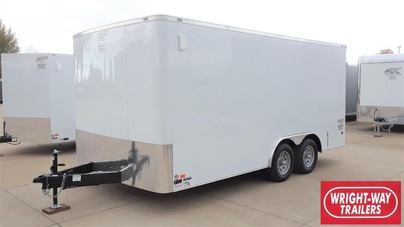 Bravo 8.5X16 Enclosed Cargo Trailer