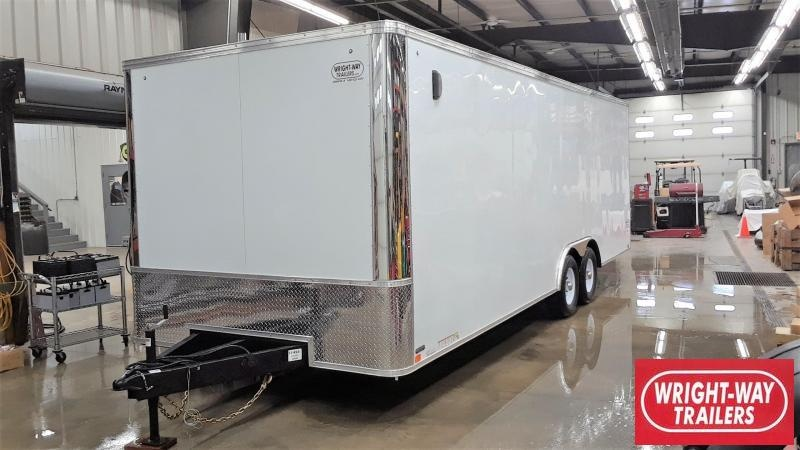 United 8.5X24 Car / Racing Trailer
