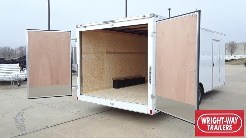 2020 Bravo Trailers 20' SCOUT ENCLOSED Enclosed Cargo Trailer