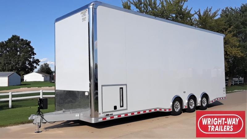 2020 Bravo 30' Stacker Car / Racing Trailer