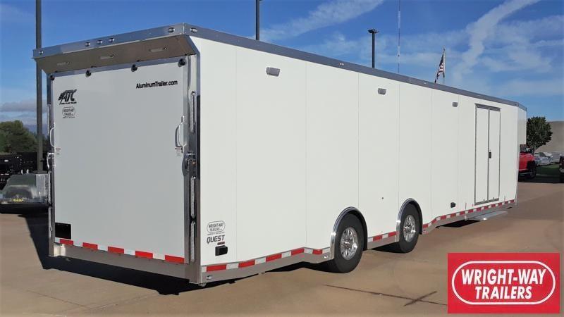 2020 ATC 8.5 x 42 GN Quest Car / Racing Trailer