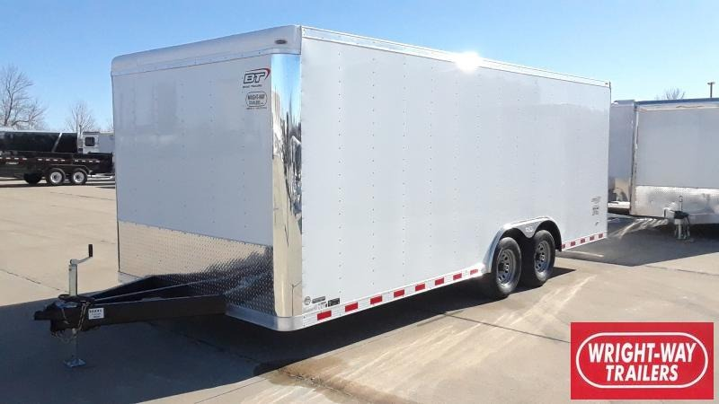 2020 Bravo Trailers 8.5X20 ENCLOSED Car / Racing Trailer