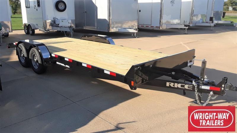 Rice 20' Car / Racing Trailer