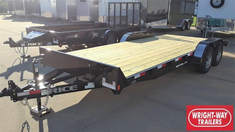 Rice 20' Car / Racing Trailer
