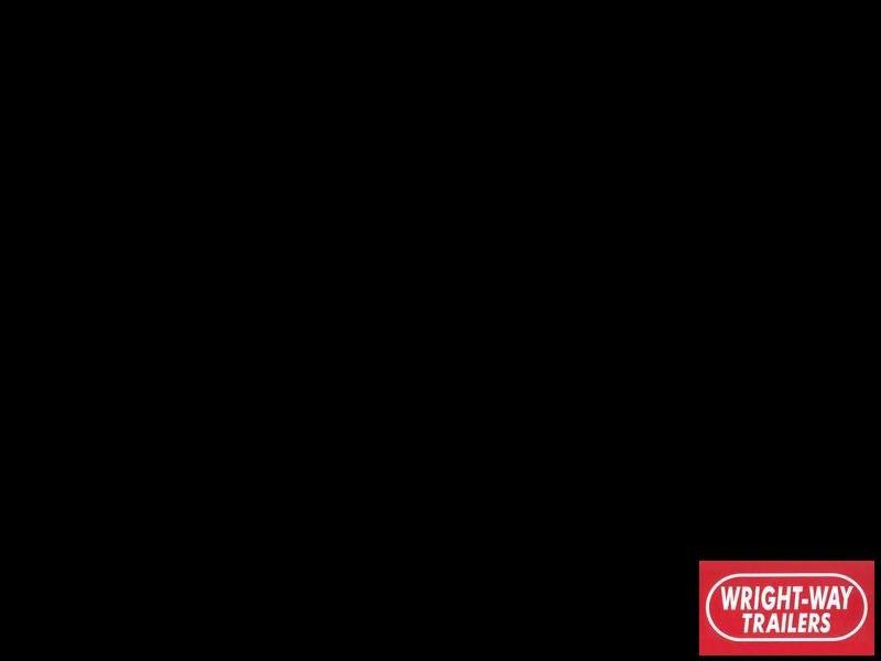 2020 Aluma 78 X 14 WOOD FLOOR Utility Trailer