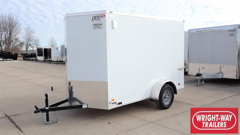 Bravo 6X10 Enclosed Cargo Trailer