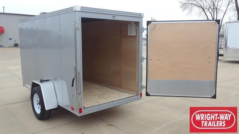2020 United Trailers XLE 5X10 Enclosed Cargo Trailer