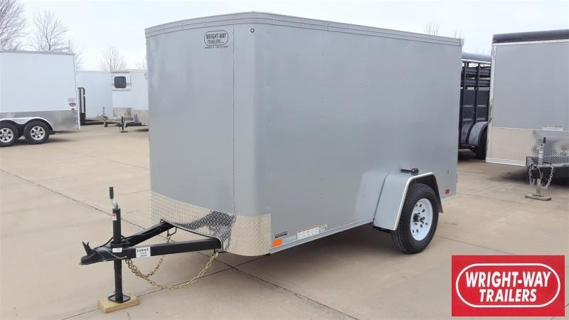 2020 United Trailers XLE 5X10 Enclosed Cargo Trailer