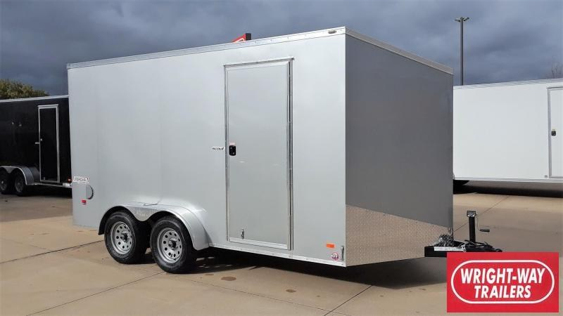 Bravo 7X14 Enclosed Cargo Trailer