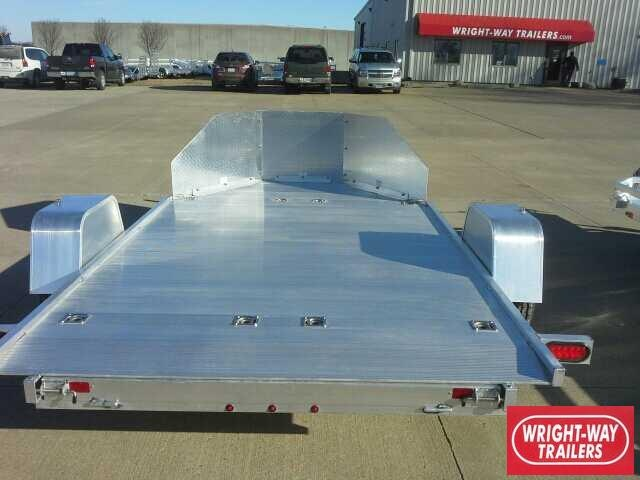 """2019 Aluma 78"""" X 11 TWO PLACE MOTORCYCLE - MC210 Motorcycle Trailer"""