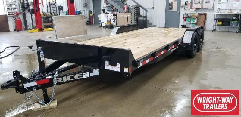 Rice 20' Car / Racing Hauler Trailer