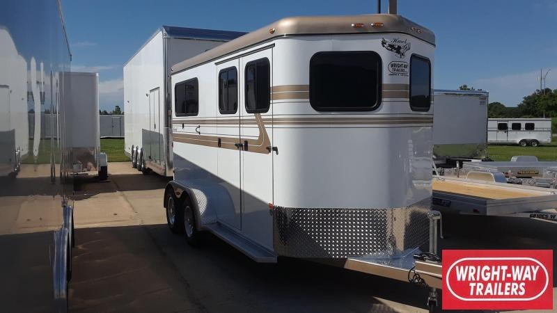 Hawk Elite 2 Horse Trailer