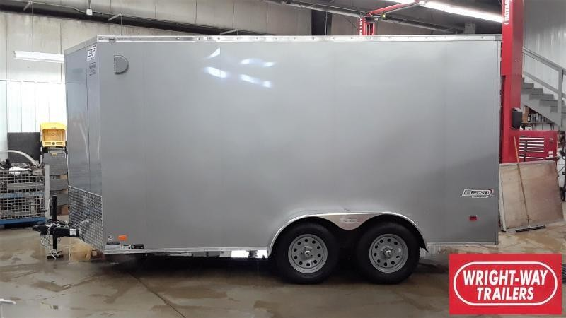 Bravo Trailers 7X14 Enclosed Cargo Trailer