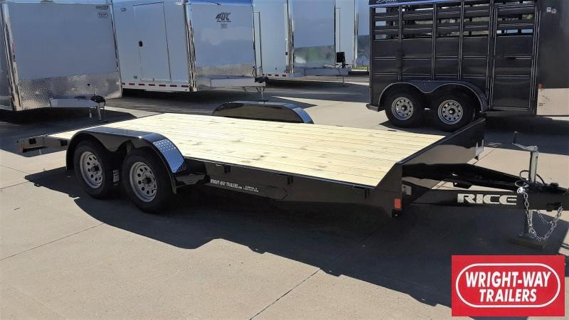 Rice 18' Car / Racing Trailer