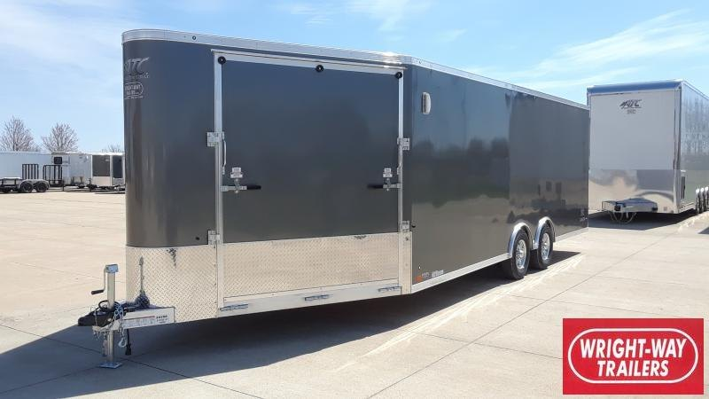 2020 ATC 8.5X22+6'V RAVEN ALLSPORT Car / Racing Trailer