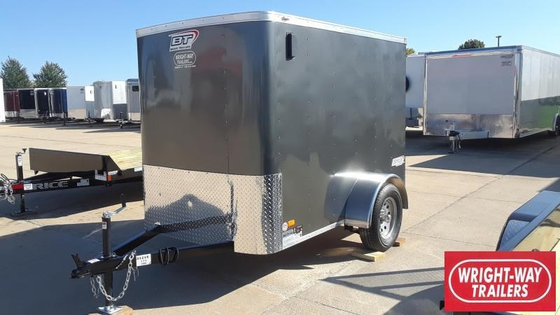 Bravo 5X8 Enclosed Cargo Trailer