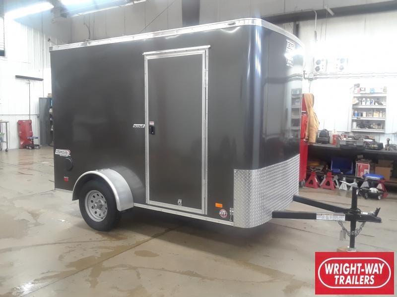 2019 Bravo Trailers 6X10 CARGO Enclosed Cargo Trailer