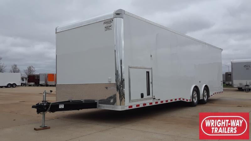 2020 Bravo Trailers 8.5X28 STAR PERFORMANCE Car / Racing Trailer