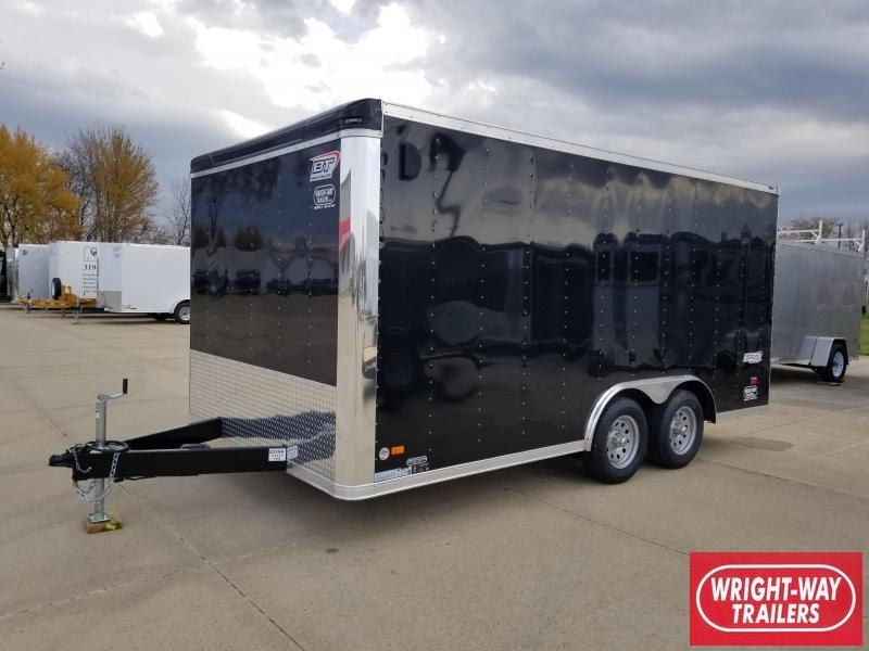 2019 Bravo Trailers 8.5X16 Enclosed Cargo Trailer