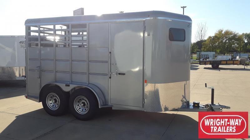 Delta 14' Horse Trailer Combo