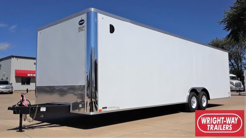 2020 United Trailers XLT-8.528TA50S Car / Racing Trailer