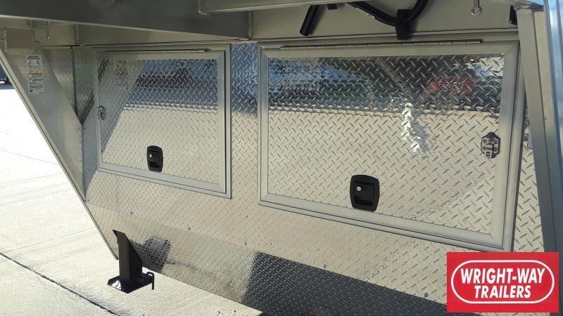 ATC QUEST 42' Gooseneck Car / Racing Trailer