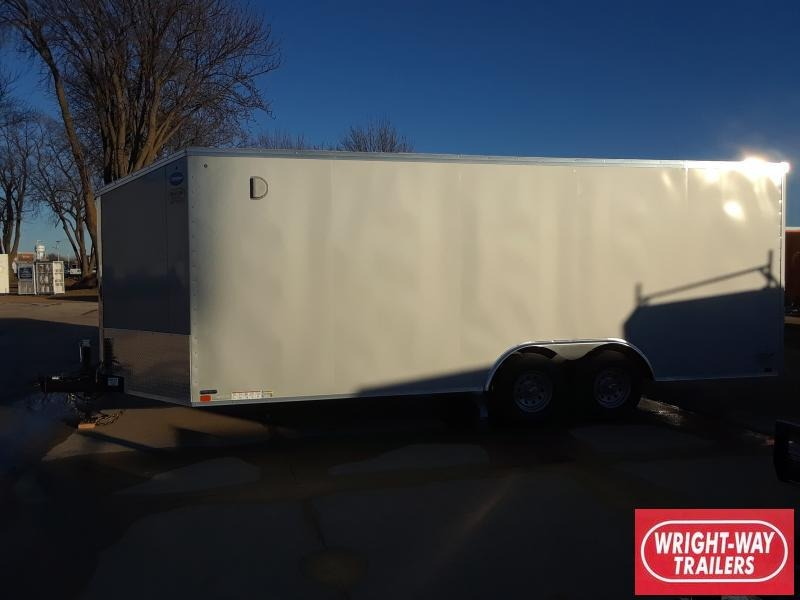 2019 United Trailers 8.5X23 ENCLOSED CAR Car / Racing Trailer