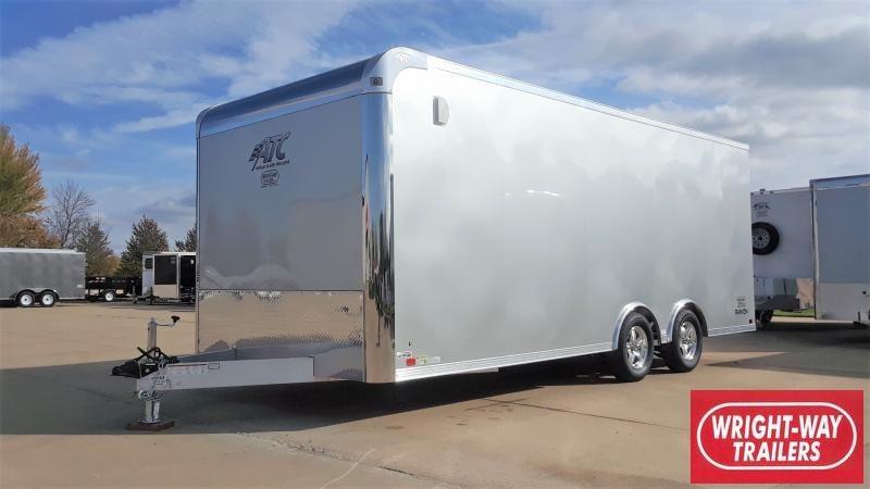 2020 ATC RAVEN 8.5 X 20 ALUMINUM Car / Racing Trailer
