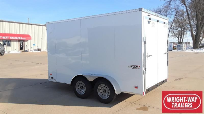 Bravo 7X12 Enclosed Cargo Trailer